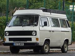 1987 Volkswagen Transporter Camper Van (Neil's classics) Tags: 1987 volkswagen transporter camper van t3 t25 vw camping motorhome autosleeper motorcaravan rv caravanette kombi mobilehome dormobile