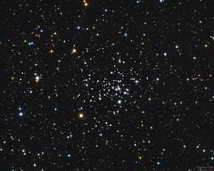 The Southern Crib (NGC 2516) (AstronomíaNovaAustral) Tags: astronomy astrophotos deepsky stellarshots stars pesebre celestronrocks canonchile universetoday longexposhots landscape deepskychile astronomiachile cajondelmaipo chilebloggers chileestuyo chilegram chileansky visitsouthamerica instachile marcachile astrometrydotnet:id=nova3627932 astrometrydotnet:status=solved