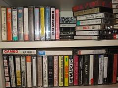 I am back! (Cassetter) Tags: tape tapes cassettes cassettetape compactcassette c90 c60 mixtape analogue analog