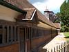 Built 1446, the Long Alley Almshouses, Abingdon, Oxfordshire