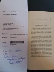 The Letters of Horatio Greenough (Robin Drinkall) Tags: broughton longridge goosnargh whittingham ribchester wannsee princephilip winstonchurchillmemorialtrust princessdiana lancashirehotpot genova andreadimarco