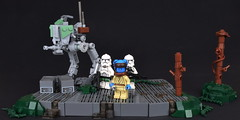 ORDER 66 on Zakuul (Luca s projects) Tags: order 66 application dark times rpg lego star wars moc clone lsp build