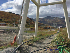 Ancienne arrivée Tapis Campagnole (-Skifan-) Tags: skifan 3vallées 3v valthorens tapis campagnole