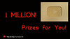 1 MILLION SUBSCRIBERS!! - PRIZES FOR YOU
