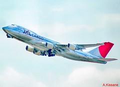 JAL CARGO B747 JA402J (Adrian.Kissane) Tags: freighter aviation flight flying germany departing sky outdoors 747 boeing airline jet plane jumbojet aircraft aeroplane 33749 1362010 b747 ja402j frankfurt cargo jal