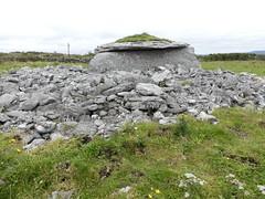 _1710467 Parknabinnia (9) (archaeologist_d) Tags: ireland archaeologicalsite archaeologicalruin archaeology burren parknabinniawedgetomb parknabinnia 2000bc tomb
