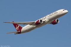 G-VAHH (Baz Aviation Photo's) Tags: gvahh boeing 7879 dreamliner virgin atlantic dreamgirl heathrow runway 09r vs5 miami mia vir vs egll lhr