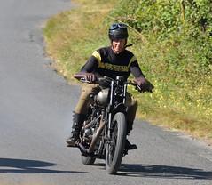Brough Superior (rac819) Tags: kophill kop hill 2019 kophill2019 hillclimb princesrisboroughuk classiccars motorbikes broughsuperior brough superior