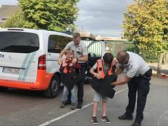 Politiebezoek