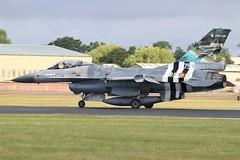 (scobie56) Tags: general dynamics f16a mlu fab belgian air component belgium 349 squadron kleine brogel riat 2019 fa124