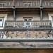 Bormio (SO), 2019, Balconi in legno intagliato.