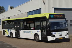 VDL Citea LLE-120/255 Connexxion 3257 met kenteken 00-BKZ-1 in de bus garage van Den Helder 21-09-2019 (marcelwijers) Tags: vdl citea lle120255 connexxion 3257 met kenteken 00bkz1 de bus garage van den helder 21092019 lle 120 255 busse buses depot coach lijnbus linienbus streekbus öpnv nederland niederlande netherlands pays bas autobus
