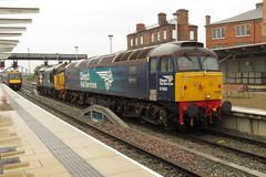 57002 and 37402 Derby (localet63) Tags: class57 57002 derby lightenginemovement 0z02