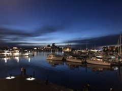 One of my favourite cities on the west coast - Victoria, British Columbia (Angelica Auch) Tags: canada vancouver yvr travel yacht britishcolumbia westcoast jamesbay innerharbour victoria yyj nighttime