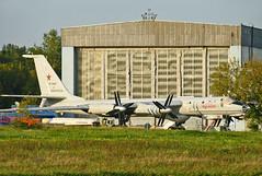 "Tupolev Tu-142MK RF-34063/""56 Red"" (Nils Mosberg) Tags: tupolevtu142 zhukovsky maks2019"