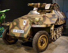 "SdKfz 251 Stummel 1 • <a style=""font-size:0.8em;"" href=""http://www.flickr.com/photos/81723459@N04/48789094421/"" target=""_blank"">View on Flickr</a>"