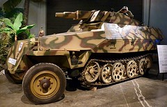 "SdKfz 251 Stummel 2 • <a style=""font-size:0.8em;"" href=""http://www.flickr.com/photos/81723459@N04/48789239687/"" target=""_blank"">View on Flickr</a>"