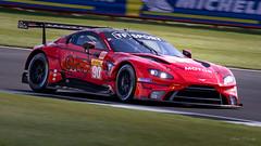 (90) TF Sport - Aston Martin Vantage AMR LMGTE (adetandyphotography) Tags: silverstone wec 2019 aston martin vantage amr lmgte lms track circuit endurance works 24hr canon 100400l 7dmkii