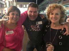 Linda, Tim, and Shari (jhr3) Tags: williamsville williamsvillesouth reunion 1979 2019 40th highschool