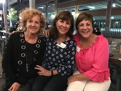 Shari, Katie, and Linda at the Labatt Brew House (jhr3) Tags: williamsville williamsvillesouth reunion 1979 2019 40th highschool