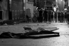 Suruc massacre memorial İstanbul 2019 2/3 (efeardic) Tags: suruc massacre memorial istanbul kadıköy 2019 protest police cops cop black white bnw sony alpha 6000