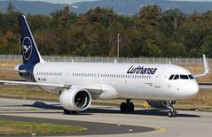 Lufthansa | A321-200NX | D-AIEA | FRA | 21.09.2019 (Norbert.Schmidt) Tags: frankfurt airbus lufthansa fra a321 frankfurtairport a321neo daiea aachen