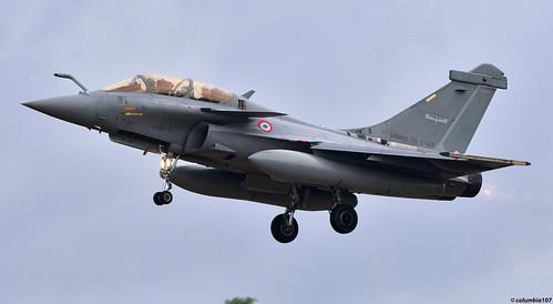 "DSC_1866 copyright 1: ""French Air Force Dassault Rafale B"""