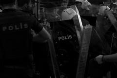 Suruc massacre memorial İstanbul 2019 1/3 (efeardic) Tags: suruc massacre memorial istanbul 2019 kadıköy protest police cops cop black white bnw sony alpha 6000