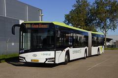 Solaris Urbino nSU18 Connexxion 9375 met kenteken 01-BLD-9 in de bus garage van Den Helder 21-09-2019 (marcelwijers) Tags: solaris urbino nsu18 connexxion 9375 met kenteken 01bld9 de bus garage van den helder 21092019 geledebus gelenkbus nederland niederlande netherlands pays bas öpnv depot autobus noord holland