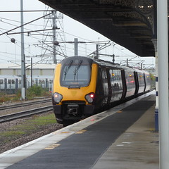220011 at Doncaster (24/9/19) (*ECMLexpress*) Tags: arriva cross country class 220 voyager dmu 220011 doncaster ecml
