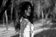 Anahí, 2019 (Cristina Incháustegui Massieu ☾) Tags: anahíarteaga beauty glamour female women woman portait portaiture portraits retrato retratos naturallight naturalillumination outdoors curlyhair witch witchy bruja canon canoneos canondslr forest bosque white blanco style estilo méxico mexican mexicana mexicanas latina latinoamérica latinamerica