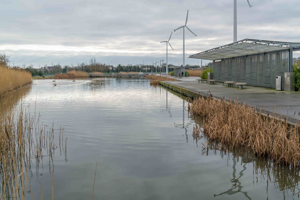FATHER COLLIN'S PARK IS THE FIRST SUSTAINABLE PARK IN IRELAND [PHOTOGRAPHED IN JANUARY 2016]-156292