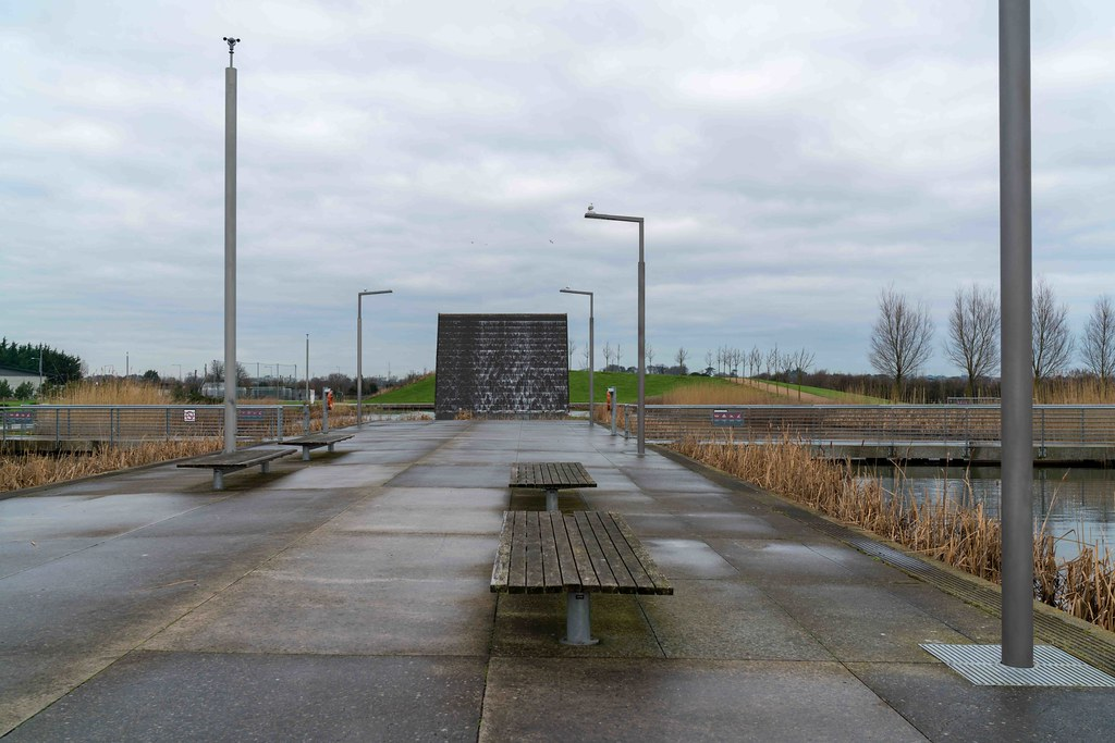 FATHER COLLIN'S PARK IS THE FIRST SUSTAINABLE PARK IN IRELAND [PHOTOGRAPHED IN JANUARY 2016]-156300