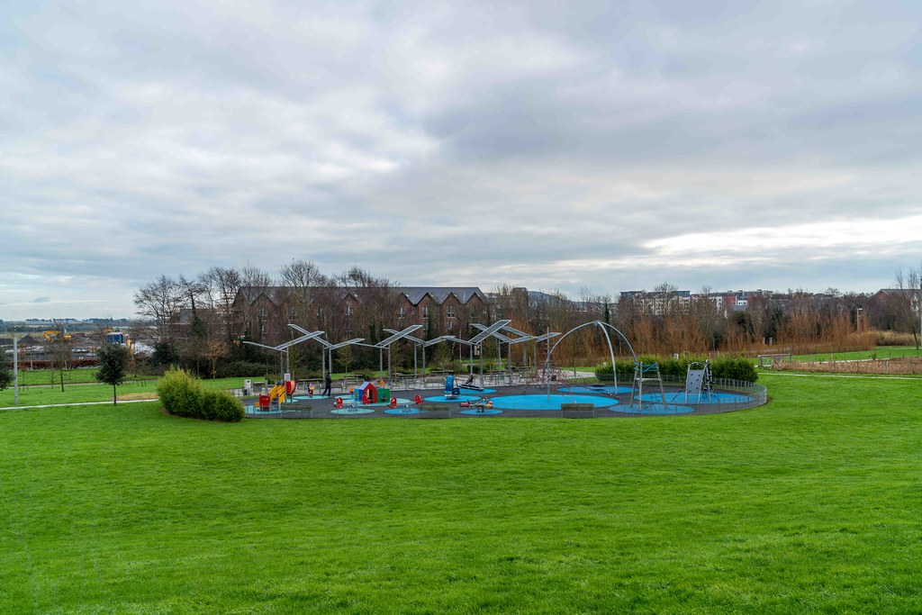 FATHER COLLIN'S PARK IS THE FIRST SUSTAINABLE PARK IN IRELAND [PHOTOGRAPHED IN JANUARY 2016]-156313