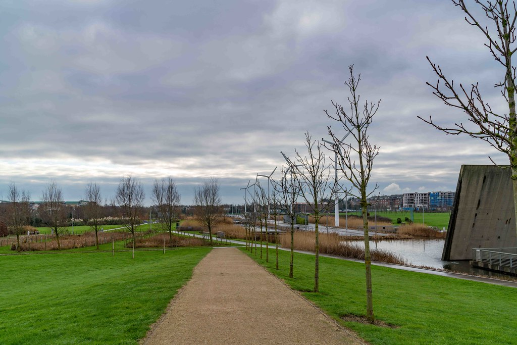 FATHER COLLIN'S PARK IS THE FIRST SUSTAINABLE PARK IN IRELAND [PHOTOGRAPHED IN JANUARY 2016]-156314