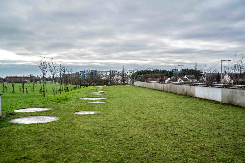 FATHER COLLIN'S PARK IS THE FIRST SUSTAINABLE PARK IN IRELAND [PHOTOGRAPHED IN JANUARY 2016]-156330
