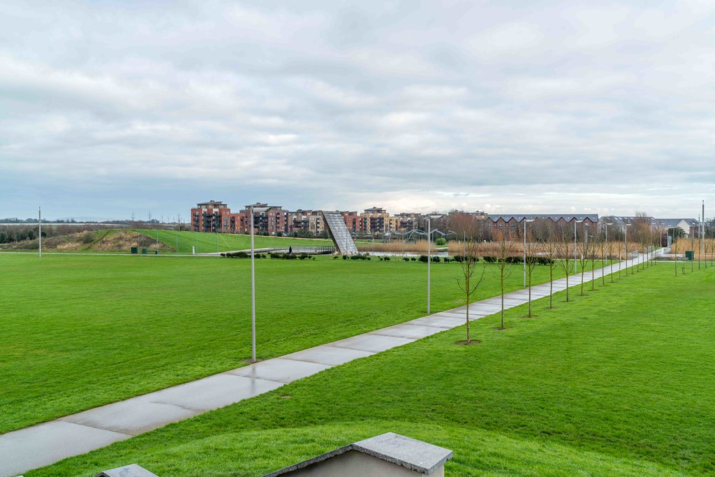 FATHER COLLIN'S PARK IS THE FIRST SUSTAINABLE PARK IN IRELAND [PHOTOGRAPHED IN JANUARY 2016]-156328