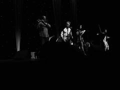Alec Dankworth - Spanish Accents. Scarborough '19. P2520008 (Imagine Bill) Tags: spanishaccents scarborough scarboroughjazzfestival scarboroughjazz scarboroughspacentre scarboroughspa alecdankworth doublebass gracielarodriguez vocals jesusolmedo dance guitar rowlandsutherland flute demigarcia percussion