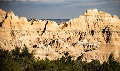 Badlands, South Dakota (mahar15) Tags: rockformations landscape southdakota nature nationalpark outdoors park badlands scenic badlandsnationalpark