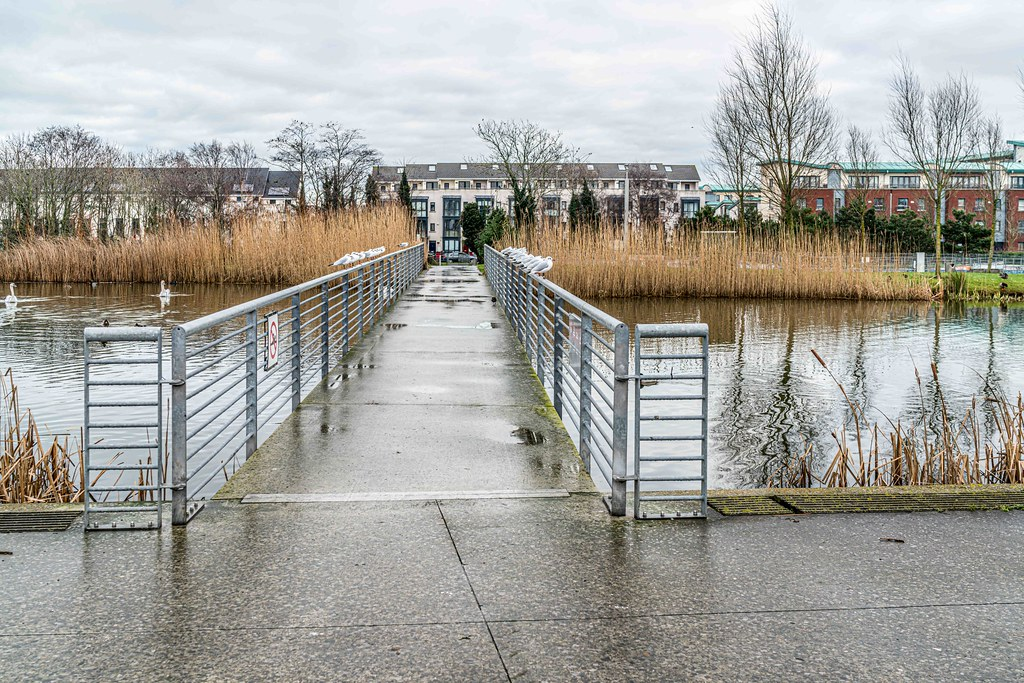 FATHER COLLIN'S PARK IS THE FIRST SUSTAINABLE PARK IN IRELAND [PHOTOGRAPHED IN JANUARY 2016]-156275