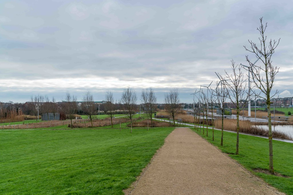 FATHER COLLIN'S PARK IS THE FIRST SUSTAINABLE PARK IN IRELAND [PHOTOGRAPHED IN JANUARY 2016]-156315