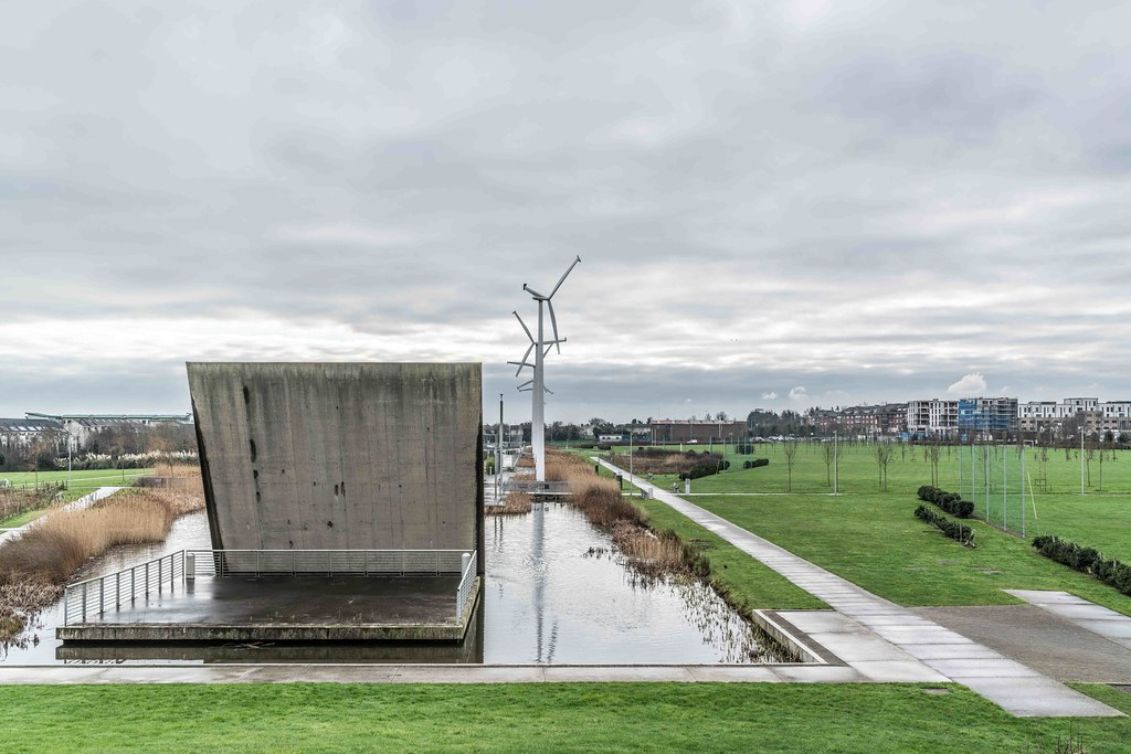 FATHER COLLIN'S PARK IS THE FIRST SUSTAINABLE PARK IN IRELAND [PHOTOGRAPHED IN JANUARY 2016]-156320
