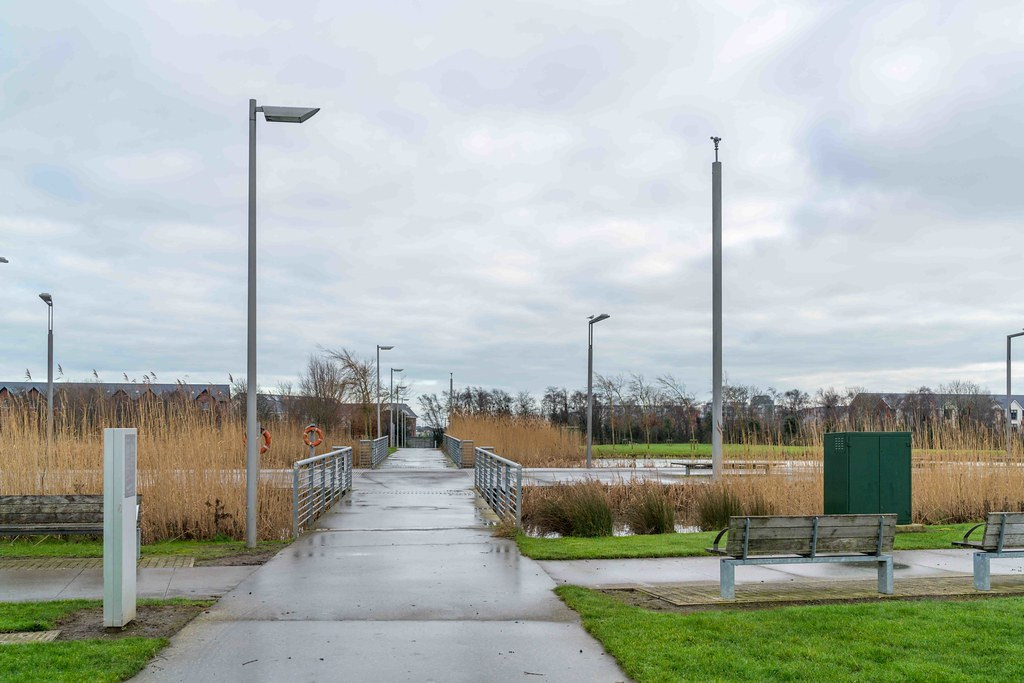 FATHER COLLIN'S PARK IS THE FIRST SUSTAINABLE PARK IN IRELAND [PHOTOGRAPHED IN JANUARY 2016]-156326