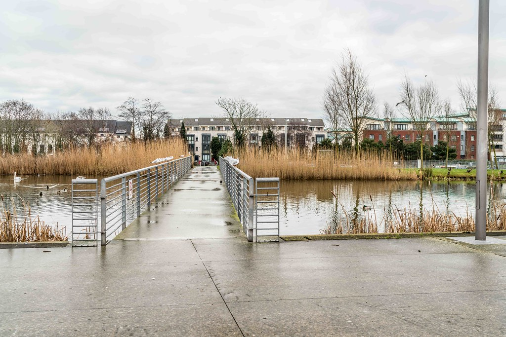 FATHER COLLIN'S PARK IS THE FIRST SUSTAINABLE PARK IN IRELAND [PHOTOGRAPHED IN JANUARY 2016]-156274