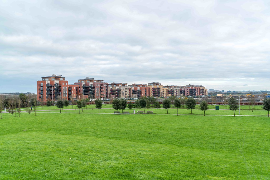 FATHER COLLIN'S PARK IS THE FIRST SUSTAINABLE PARK IN IRELAND [PHOTOGRAPHED IN JANUARY 2016]-156316