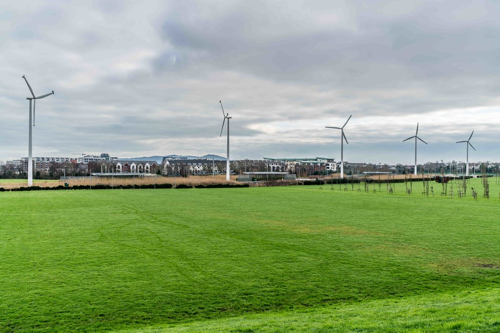 FATHER COLLIN'S PARK IS THE FIRST SUSTAINABLE PARK IN IRELAND [PHOTOGRAPHED IN JANUARY 2016]-156329