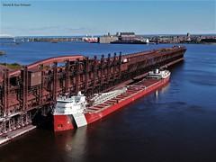 John G Munson (gus3221) Tags: johngmunson ship duluth dock6 ore greatlakesfleet