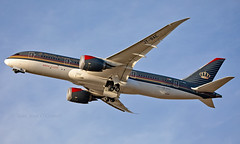 JY-BAE - Boeing 787-8 Dreamliner - LHR (Seán Noel O'Connell) Tags: royaljordanian jybae boeing 7878 dreamliner b787 b788 787 heathrowairport heathrow lhr egll amm ojai rj112 rja92p aviation avgeek aviationphotography planespotting