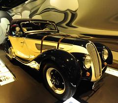 1938 BMW 328 (D70) Tags: 1938 bmw 328 germany displayed autostadt visitorattraction volkswagenfactory wolfsburg