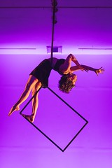 Tangle performs One Size Fits Most. Photo by Michael Ermilio.